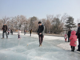 Winter in Chengde