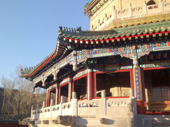 Tempel in Chengde